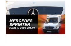 Утеплитель радиатора Heko для Mercedes-Benz Sprinter W906 (Европа) 2006-2013 (арт. 04020)