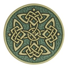 Патч Maxpedition Celtic Cross Full Color (KELTC)