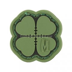 Патч Maxpedition Lucky Shot Clover Micropatch OD Green (MNCLC)
