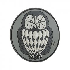 Патч Maxpedition Owl Patch SWAT (OWL3S)