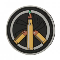 Патч Maxpedition Peace Bullet Morale Patch SWAT (PCBTS)